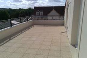Etancheite Des Terrasses Accessibles En Ile De France   Etanchéité Toiture  Terrasse Isolation Réfection Idf IRIS